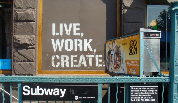 """Campagne de pub de la marque de vêtements """"Brooklyn Indutries"""""""