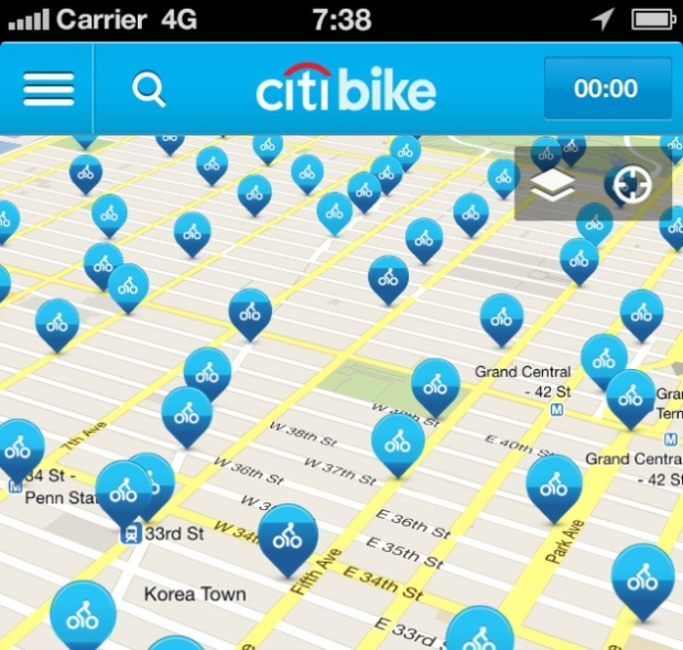 citi-bike-app