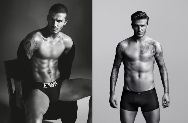 David Beckham, sportif superstar et cliché du métrosexuel